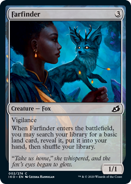Farfinder Best Commons in Ikoria Draft