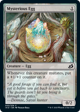 Mysterious-Egg