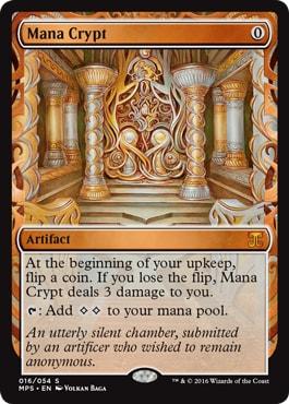 016 Mana Crypt
