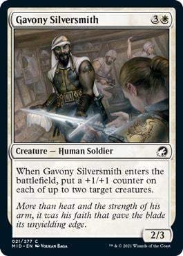 Gavony Silversmith Midnight Hunt Draft Guide