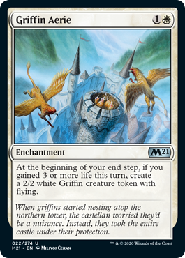 griffin aeerie