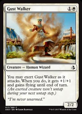 Best Commons Amonkhet Remastered Draft Gust Walker