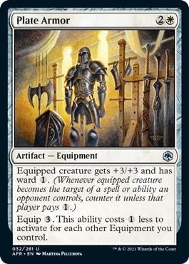 Plate Armor Forgotten Realms Draft Guide