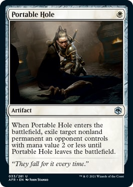 Portable Hole Adventures in the Forgotten Realms Spoilers