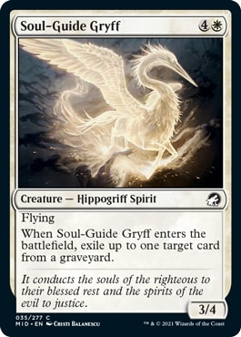 Soul-Guide Gryff Midnight Hunt Draft Guide