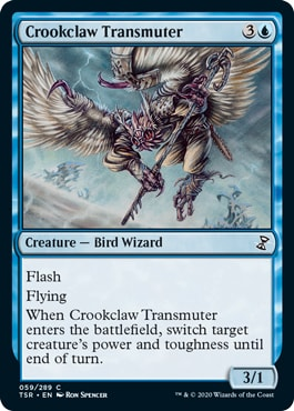 Crookclaw Transmuter Time Spiral Remastered Draft Guide Best Commons