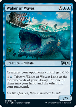 Waker of Waves M21 draft