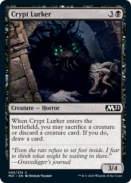 M21 Draft Guide Crypt Lurker