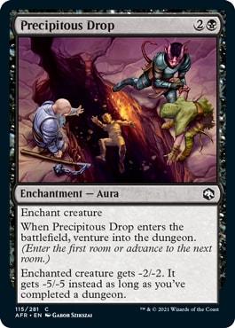 Precipitous Drop Adventures in the Forgotten Realms Draft Archetypes