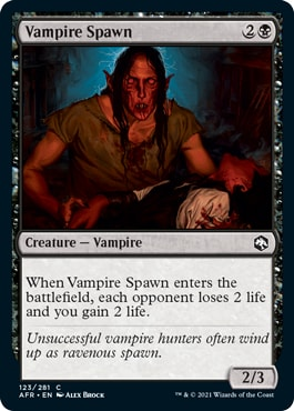 Vampire Spawn Forgotten Realms Draft Guide