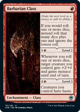 Barbarian Class Draft Forgotten Realms