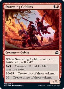 Swarming Goblins D20 Forgotten Realms Draft