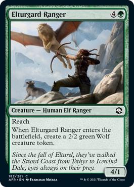 Elturgard Ranger Forgotten Realms Draft Guide
