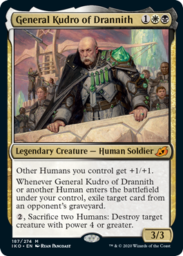 General Kudro of Drannith decklist