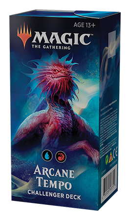 Which MTG Challenger Decks to Buy in 2019 Arcane Tempo