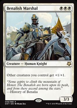 Benalish Marshal