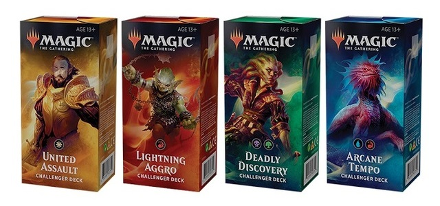 MTG Challenger Decks 2019 - Which is the Best and How to