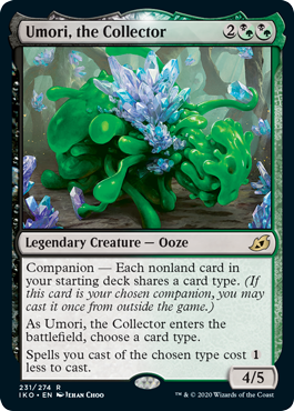 Umori, The Collector Draft