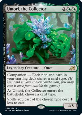 Umori the Collector Decklist