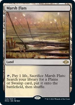 Marsh Flats MTG Fetch Lands List