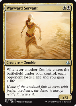 How to Draft Zombies Amonkhet Draft Guide