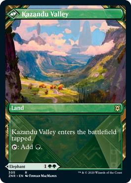 Kazandu Valley
