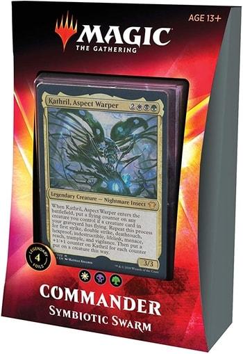 All Commander Precons List Symbiotic Swarm