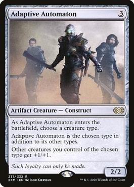 Adaptive Automaton Commander