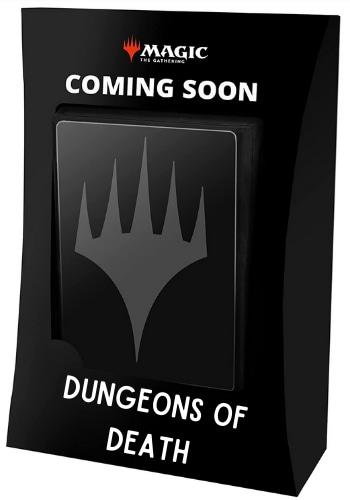 Adventures in the Forgotten Realms Commander Decks Dungeons of Death Decklist