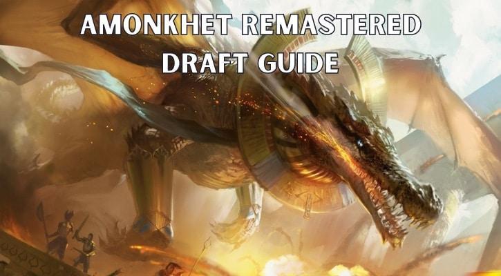 Amonkhet Remastered Draft Guide Banner
