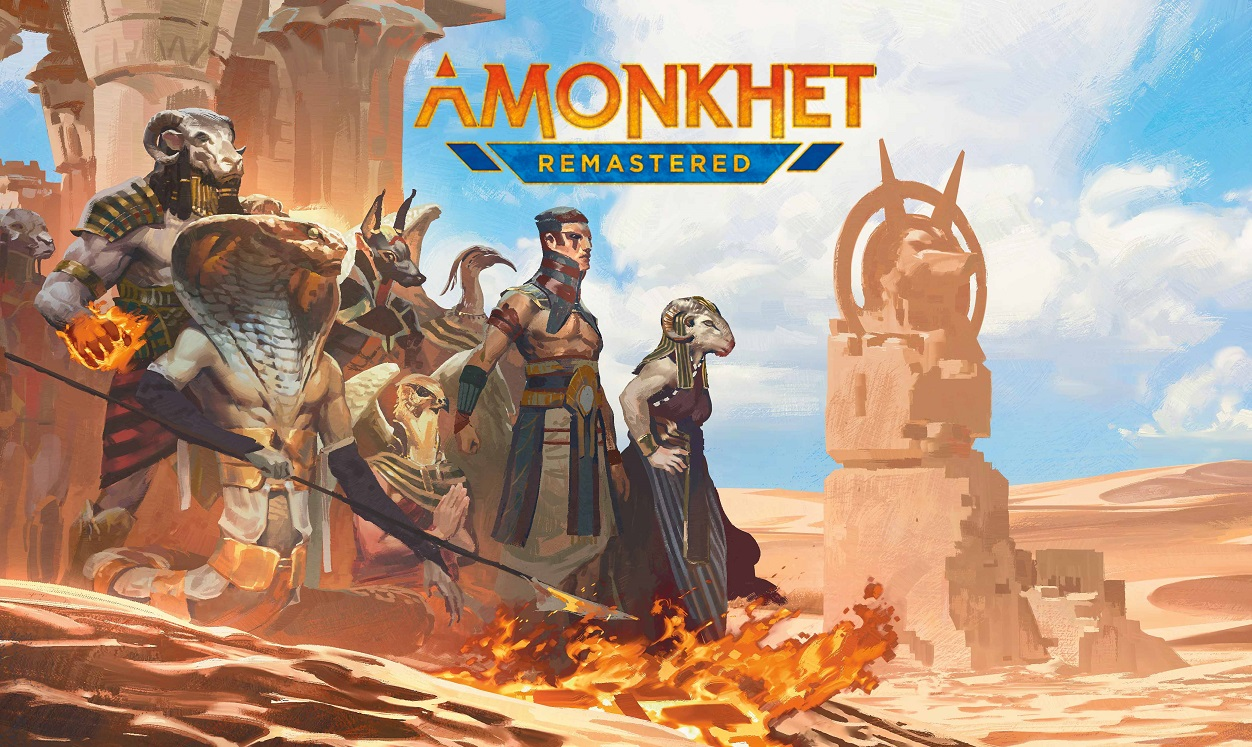 Amonkhet Remastered Information Banner Collected Company