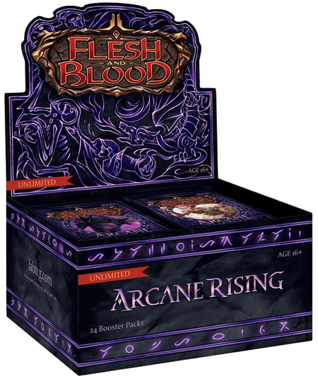 Arcane Rising Best Flesh and Blood Booster Box