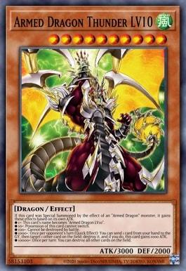 Armed Dragon Thunder LVL10