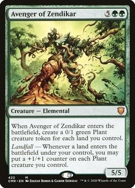 Avenger of Zendikar Quantum Quandrix Upgrade Guide