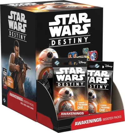 Awakenings Which Star Wars Destiny Booster Box to Buy