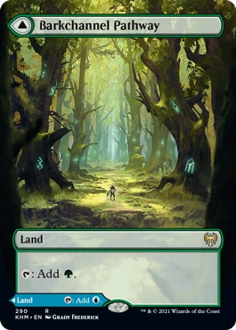 Barkchannel Pathway Is Kaldheim Collector Booster Worth It