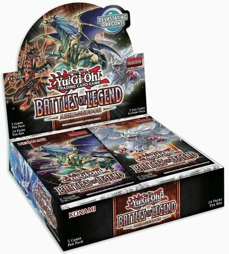 Battles of Legend Armageddon Best Yu-Gi-Oh Booster Box