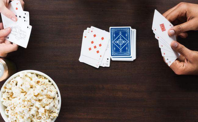Best Card Games For Families Kids Children Banner
