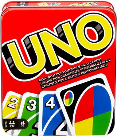 Best Card Games for Families Uno