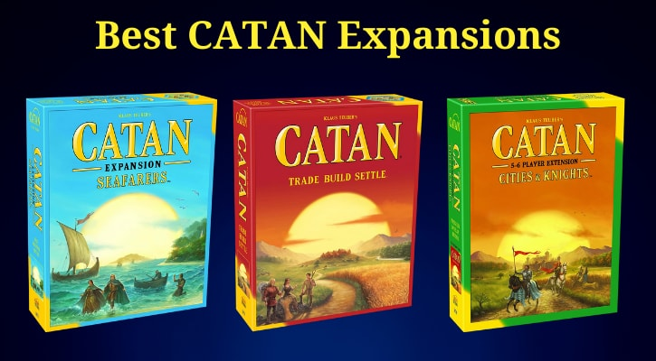 Best Catan Expansion to Buy Banner