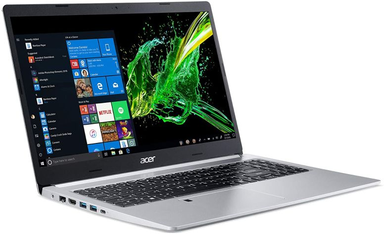 Best Cheap Laptop for Poker Acer Aspire 5