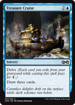 Best Cheap MTG Cards Treasure Cruise