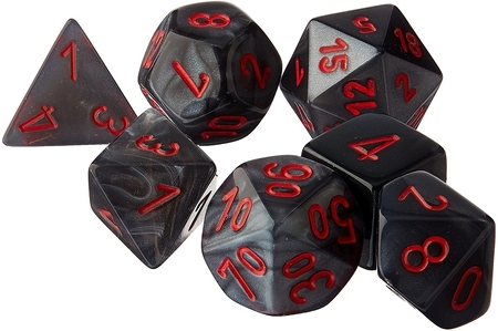 Best Dice for DND RPG Chessex Set