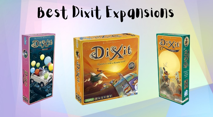 Best Dixit Expansions Banner