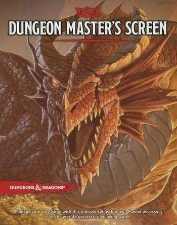 Best Dungeon Master's Screen DND Original