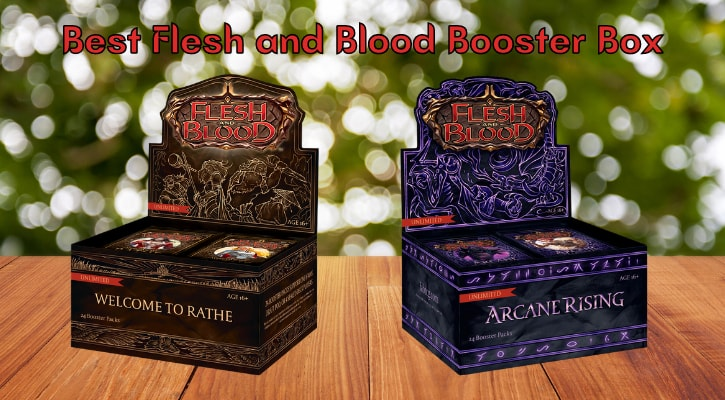 Best Flesh and Blood Booster Box to Buy Banner