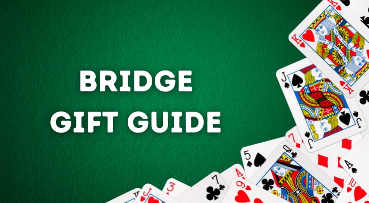 Best Gifts for Bridge Players Banner 2021 2022