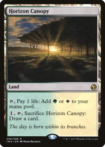 Best Ikoria Spoilers Horizon Canopy Cycle