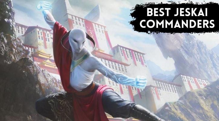 Best Jeskai Commander Banner