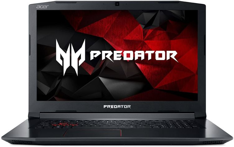 Best Laptop for Hearthstone Acer Predator Helios 300